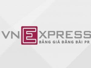 Bảng báo giá bài Pr trên Vnexpress